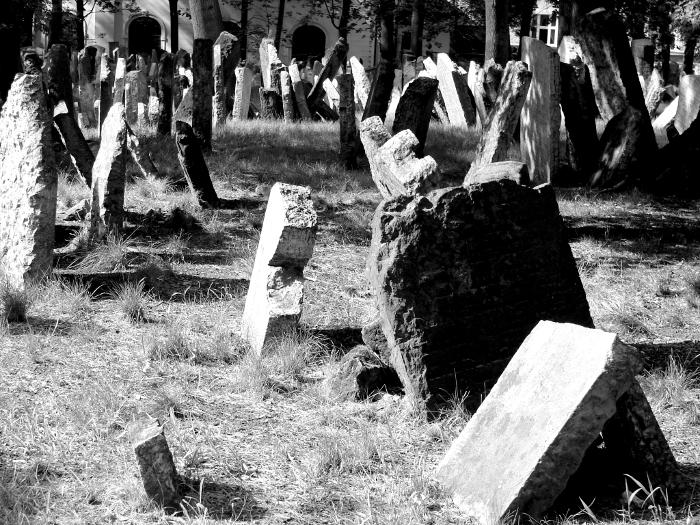 cmentarze żydowskie